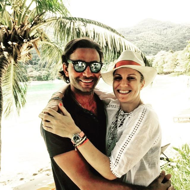 yiannis & ino misirlis in seychelles