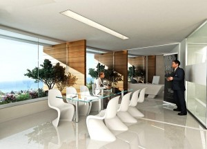 Noble Centre proposed interior