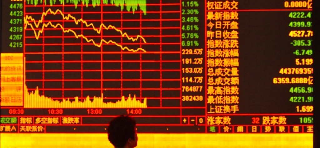 yiannis misirlis china stock market