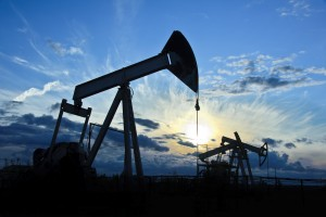 Oil Rig in Venezuela
