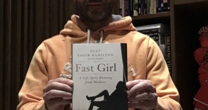 Yiannis - Fast Girl book