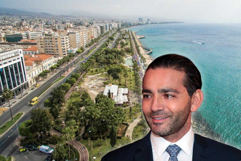 Yiannis Misirlis Imperio Limassol