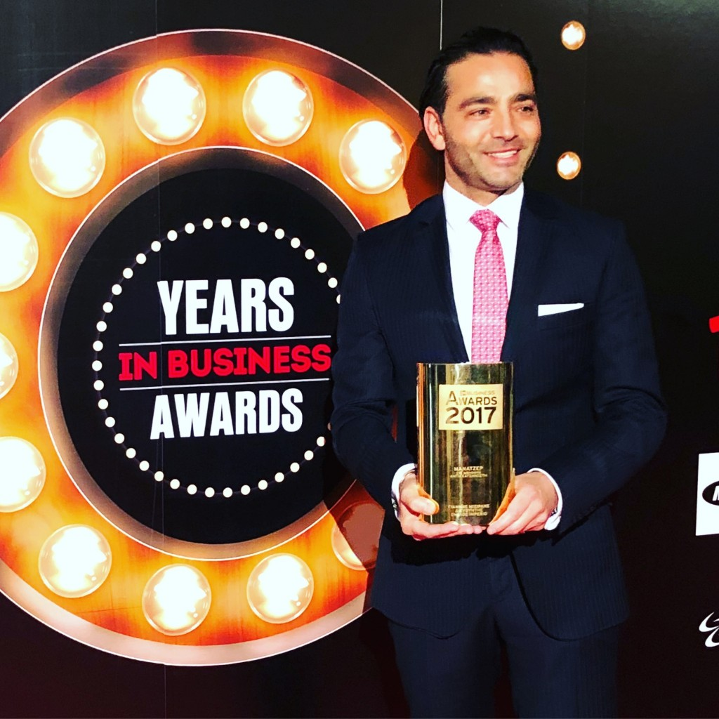 yiannis misirlis award imperio