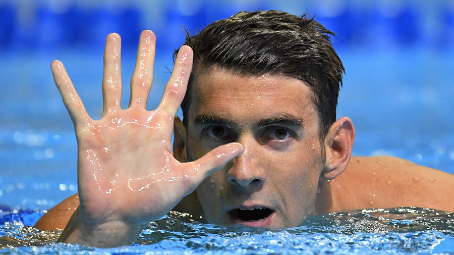 What Makes Michael Phelps So Good Yiannis Misirlis